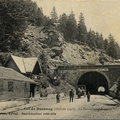 Col de Bussang entree du tunnel Chariot 1912-2