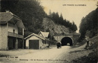 Col de Bussang entree du tunnel Chariot 1914-2
