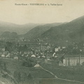 Wesserling vue sur usines 1916-r