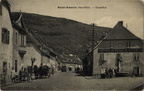St-Amarin Grand Rue entree Nord 1915