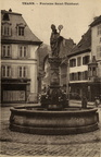 Thann Fontaine St-Thiebaut